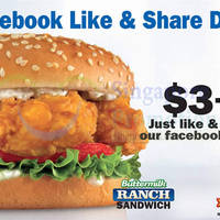 Read more about Carl's Jr $3 Chicken Tenders Buttermilk Ranch Coupon 30 Mar - 12 Apr 2015