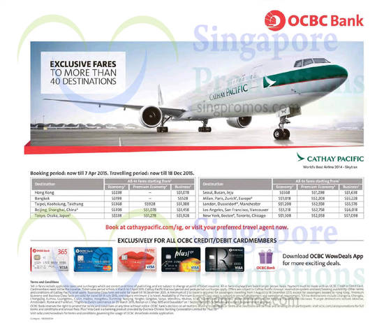 Cathay Pacific 4 Mar 2015