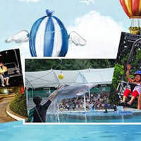 Cebu Air Travel 55% OFF Sentosa, RWS & More Attractions (NO Min Spend) 1-Day Coupon Code 3 Mar 2015