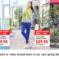 Uniqlo Islandwide Limited Offers 27 Mar - 1 Apr 2015
