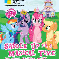 City Square Mall My Little Pony March School Holidays Promos & Activities 13 Mar - 12 Apr 2015
