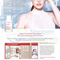 Read more about Clarins Opens New Standalone Boutique @ ION Orchard 26 Mar 2015