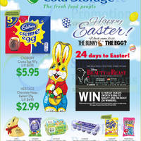 Read more about Cold Storage Easter Day Chocolates Offers 13 - 19 Mar 2015