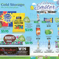 Read more about Cold Storage Easter Day Chocolates Offers 20 - 26 Mar 2015