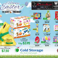 Read more about Cold Storage Easter Day Chocolates Offers 6 - 12 Mar 2015