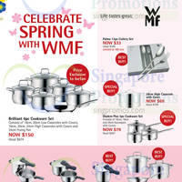 Read more about Isetan Cookware, Cutlery & Kitchenware Offers @ Westgate 9 - 22 Mar 2015