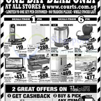 Read more about Courts Up To 80% Off 1-Day Offers 12 Mar 2015