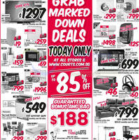 Courts Up To 85% Off 1-Day Offers 2 Mar 2015