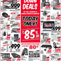 Courts Up To 85% Off 1-Day Offers 3 Mar 2015