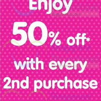 Read more about Early Learning Centre 50% OFF Promo 4 Mar 2015