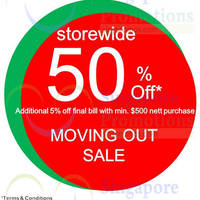 Read more about Early Learning Centre 50% Off Storewide @ Forum 6 - 24 Mar 2015