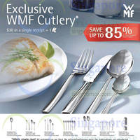 Read more about NTUC Fairprice Spend & Redeem WMF Cutlery 5 Mar - 27 May 2015