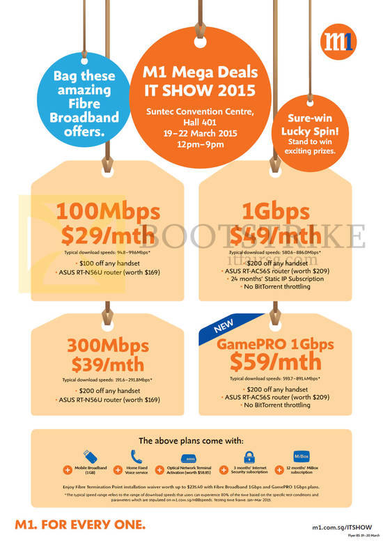 Fibre Broadband Packages 100Mbps, 300Mbps, 1Gbps, GamePRO 1Gbps