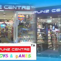 Funz Centre Games 17% OFF (NO Min Spend) 1-Day Coupon Code 31 Mar 2015