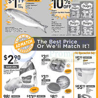 Read more about Giant Tasmania Salmon, Dupro Milk Powder & Other Offers 5 - 11 Mar 2015