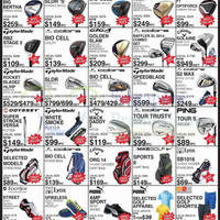 Golf Direct March Super Sale Offers 6 - 19 Mar 2015