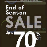 Read more about Hush Puppies Footwear End of Season Sale 7 Mar 2015