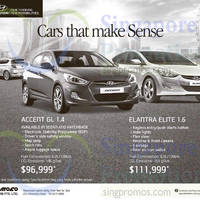 Read more about Hyundai Accent & Hyundai Elantra Elite Offers 21 Mar 2015