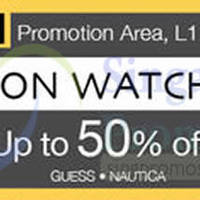 Read more about Isetan Fashion Watch Sale @ Tampines Mall 15 - 22 Apr 2015