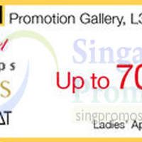 Isetan Ladies Apparel Offers @ Isetan Scott 3 - 9 Apr 2015