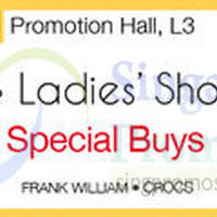 Read more about Isetan Men's & Ladies Shoes Sale @ Westgate 27 Mar - 9 Apr 2015