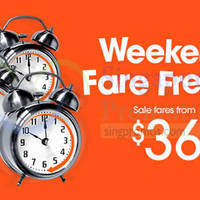 Read more about Jetstar From $36 Promo Fares 6 - 9 Mar 2015