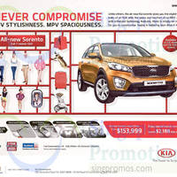 Read more about Kia Sorento Offer 21 Mar 2015