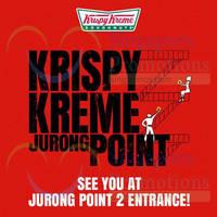 Read more about Krispy Kreme Pre-Opening Celebration Event @ Jurong Point 14 - 15 Mar 2015
