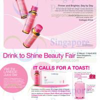 Read more about Laneige Collagen Drink Beauty Fair 31 Mar - 5 Apr 2015