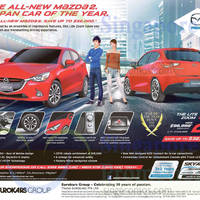 Read more about Mazda 2 The Lite Zoom Offer 14 Mar 2015