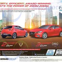 Read more about Mazda 2 Hatchback & Mazda 3 Hatchback Demo Units Offers 21 Mar 2015