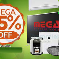 Mega Discount Store 15% OFF (NO Min Spend) 1-Day Coupon Code 2 Apr 2015