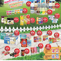 Read more about Meiji March Great Savings Sale 12 - 31 Mar 2015