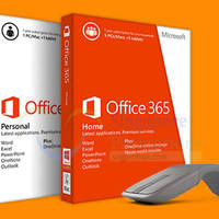 Read more about Microsoft Store Buy Office 365 Personal & Get $50 Off Arc Touch Mouse 9 - 31 Mar 2015