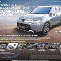 Read more about Mitsubishi Outlander Features & Offer 7 Mar 2015