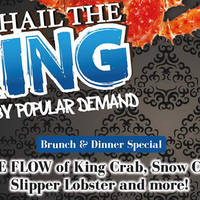 Read more about Momiji Japanese Buffet King Crab Buffet is BACK 25 Mar 2015