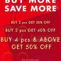 Read more about Net 30% to 50% Off 3 Mar 2015