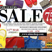 Read more about Nimeshop Branded Handbags Sale @ Mandarin Orchard 13 Mar 2015