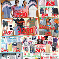 Read more about Uniqlo Islandwide Limited Offers 20 - 26 Mar 2015