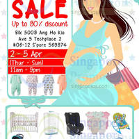 Read more about Premium Baby Products Warehouse Sale 2 - 12 Apr 2015