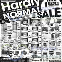 Read more about Harvey Norman Electronics, IT, Appliances & Other Offers 7 - 13 Mar 2015