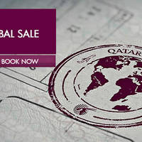 Read more about Qatar Airways Up to 30% Off Global Fares Sale 9 - 13 Mar 2015