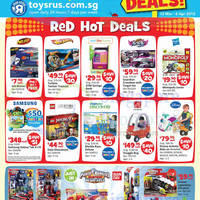 "Read more about Toys ""R"" Us School Holidays Deals 12 Mar - 6 Apr 2015"