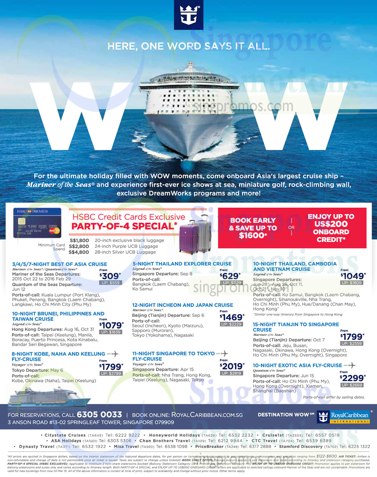For Royal Caribbean we currently have 0 coupons and 27 deals. Our users can save with our coupons on average about $ Todays best offer is Up to 40% off Drinks Packages at Royal Caribbean. If you can't find a coupon or a deal for you product then sign up for alerts and you will get updates on every new coupon added for Royal Caribbean.