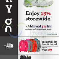 Read more about Running Lab 15% Storewide Promotion 13 - 31 Mar 2015