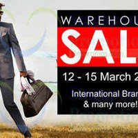 Read more about YG Marketing International Brands Warehouse Sale 12 - 15 Mar 2015