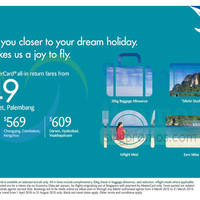 Read more about Silkair From $199 Promo Fares 5 - 31 Mar 2015