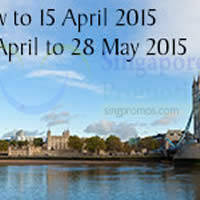 Read more about Singapore Airlines Europe Promo Fares 21 Mar - 15 Apr 2015