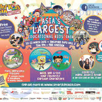 Read more about Smart Kids Asia @ Singapore Expo 20 - 22 Mar 2015