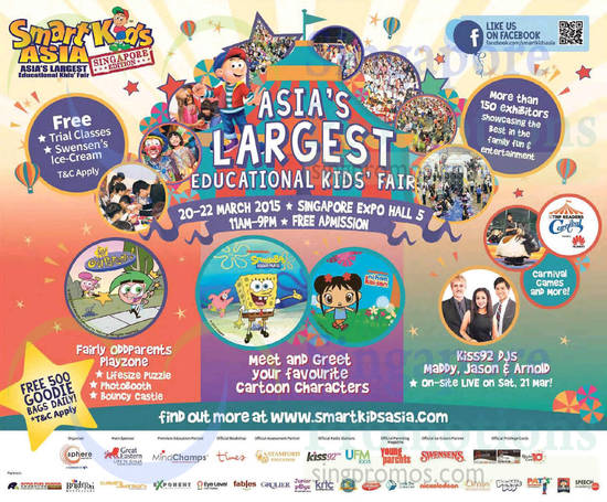 Smart Kids Asia 15 Mar 2015